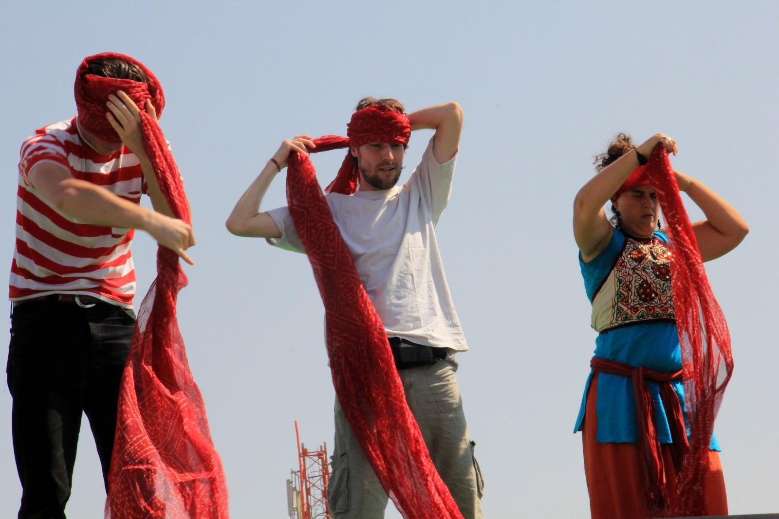 Turban Tying